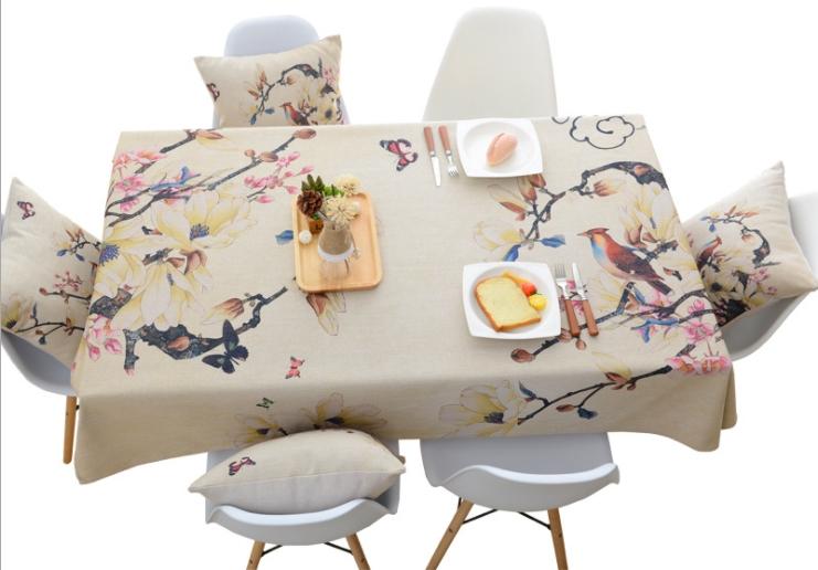 绍兴绢帛数码纺织科技有限公司  桌布
